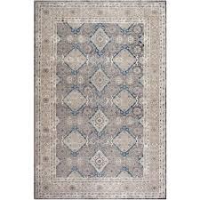 safavieh sofia light gray beige 8 ft x 11 ft area rug