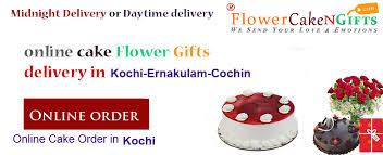 Online Anniversary Gift Flower Birthday Cake Delivery In Kochi