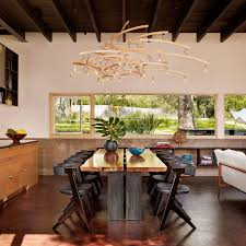 lighting design ideas. 8 Lighting Ideas For Above Your Dining Table // Sculptural -- Using Light Fixtures Design