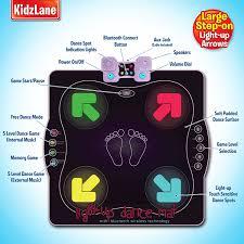 Light It Up Electronic Dance Mat Details About Light Up Dance Mat Arcade Style Dance Games Built In Music Tracks Bluetooth