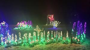 Christmas Lights Botanical Garden Bellevue Wa Unseen 4k Botanical Garden Christmas Garden Dlights 2017
