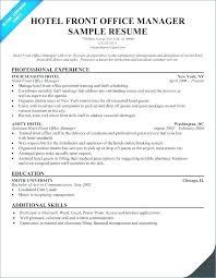 Hotel Resume Format Hotel Resume Format Hotel Management Resume ...