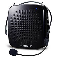 speakers with microphone. tour powerful lightweight wired personal portable microphone voice amplifier pa system for teachers, speakers, speakers with 0