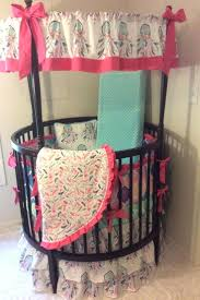 round crib bedding elephant walmart patterns to sew simplicity cheap sets  with bumpers . round crib ...