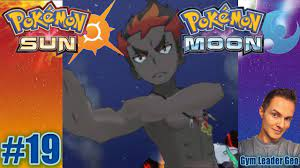 Pokémon Sun & Moon Blind Let's Play - Episode 19: Kiawe's Fire Trial at  Wela Volcano Park - YouTube