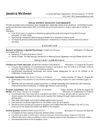 youth counselor resume resume template astonishing youth case manager resume sle summer c