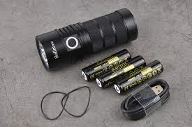 Đèn pin Sofirn - SP36 KIT - 6000 Lumens (3 pin 18650 - 3000mAh)
