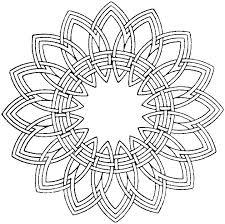 Sacred Geometry Coloring Book 630625 Printable Geometric Coloring