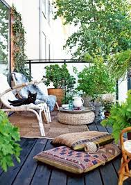 Outdoor: Rooftop Gardens - Balcony Ideas