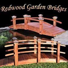 redwood garden bridges redwood garden