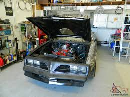 1979 Pontiac Firebird Trans AM With T Tops AND 454 Chevy BIG Block ...