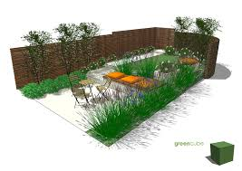 Small Picture Garden Design London and South East Wildlife garden in Folkestone