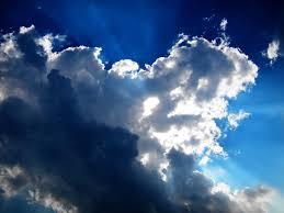 ゆんフリー写真素材集 No 12958 輝く夏の雲 日本 東京