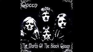 Farrokh Bulsara - The March Of The Black <b>Queen</b> - <b>Queen II</b> 1974 ...