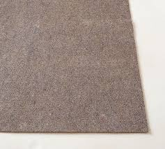 rug pad for carpet fanciful premium pottery barn decorating ideas 9