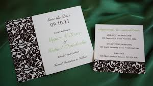 Reserve The Date Cards Floral Wedding Save The Date Cards Emdotzee Designs