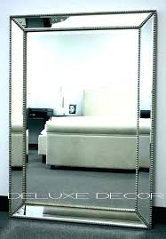 mercury glass frames mercury glass wall mirror large mirrored frames wall mirror picture frame kits mercury mercury glass frames