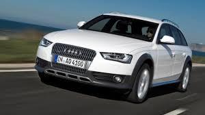 Audi A4 Allroad Review | Top Gear