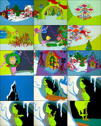 how the grinch stole christmas book characters. Beautiful Characters Grinch Part 1 2  For How The Stole Christmas Book Characters C