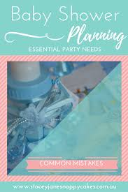 Baby Shower Planning Common Mistakes Stacey Janes Nappy Cakes