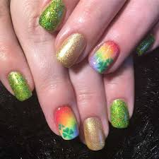 18 Awesome Neon Nail Designs Creatism Is Fun