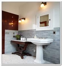 design ideas pedestal sink bathroom vanity