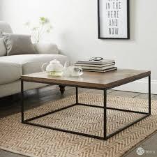 the white company malham coffee table smoked ash wood home lounge rrp 275