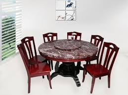 picture of sr my m301 f08 verona 6 seater round dining set
