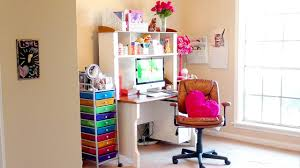 room tour a tour of my new makeup room office cave you