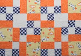 8 Free Baby Quilt Patterns That Are Too Cute to Resist & Colorful Patchwork Baby Quilt: Free Pattern on Craftsy Adamdwight.com
