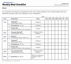 Elegant 34 Design Hospital Drug Chart Template Uk