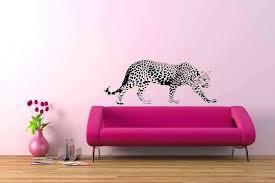 paw print wall decals cheetah wall decal cheetah print wall stickers home design throughout leopard print wall decals ideas cheetah paw print vinyl wall