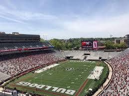 Uga Seating Chart Sanford Stadium Sanford Stadium Section 316 Rateyourseats Com