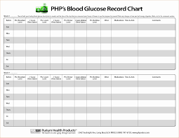 blood glucose log sheets diabetes log sheet monthly luxury blood pressure graph printable