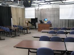 Tv studio furniture Table Design A706 itv Studio Picture Rapt Studio Lecture Capture Classroom Information Acad 768 tv Studio