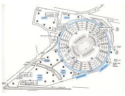 Aloha Stadium Aloha Stadium Parking Map And Rates