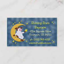 Daycare Centre Business Card