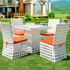 furniture for your home amazing white wicker outdoor dining sets get white wicker outdoor dining table aliexpress