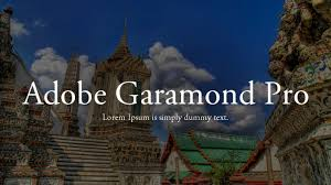 Download Garamond Adobe Garamond Pro Font Family Download Free For Desktop