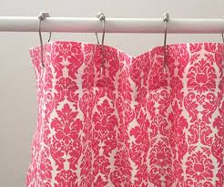 get out your onhole attachment and follow these steps to making your own fabric shower curtain