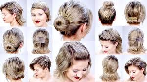 Summer Hairstyles For Short Hair Yoktravelscom