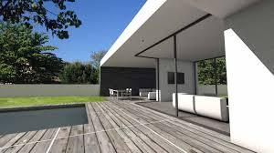 Atelier D Architecture Sc Nario Maison Contemporaine D