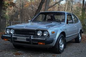 57K-Mile Semi-Automatic: 1979 Honda Accord Hatchback | Bring a Trailer