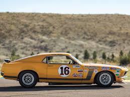 RM Sotheby's - 1970 Ford Mustang Boss 302 Kar Kraft Trans Am ...