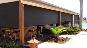 Lovable Bamboo Patio Blinds Residence Design Pictures Bamboo