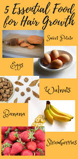 Diet Chart For Hair Regrowth This Are Some Of The Natural Food You Can Eat To Improve