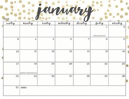 printable jan 2017 calendar | Printable Online Calendar