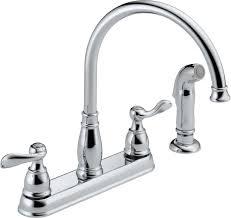 Delta White Kitchen Faucet Delta White Kitchen Faucets Best Kitchen Ideas 2017