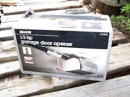 sears garage door opener craftsman 1 2 hp garage doors design