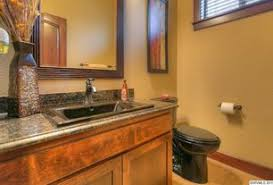 Powder Room Design Ideas 6 Tags Contemporary Powder Room With Order A Custom Frame To Fit Tan Brown Granite Countertop
